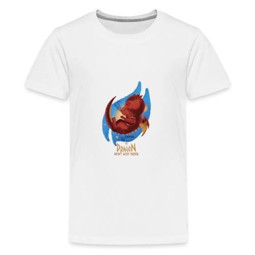 Draco Dormiens - Maglietta Premium per ragazzi