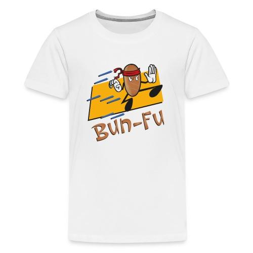 La leggenda di Bun Fu panino kung fu (Doubleface) - Maglietta Premium per ragazzi