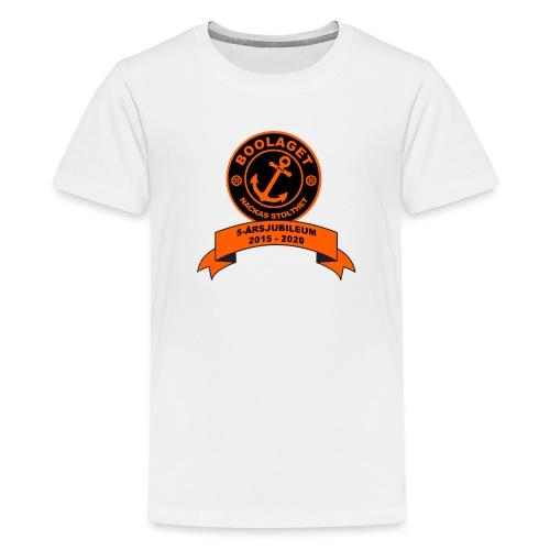 5-ÅRSJUBILEUM - Premium-T-shirt tonåring