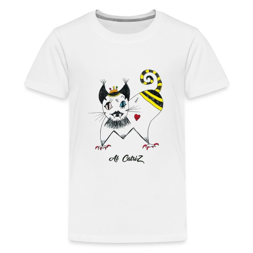 Al Catriz - T-shirt Premium Ado