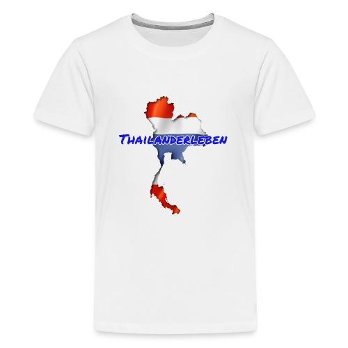 Thailanderleben Merch - Teenager Premium T-Shirt
