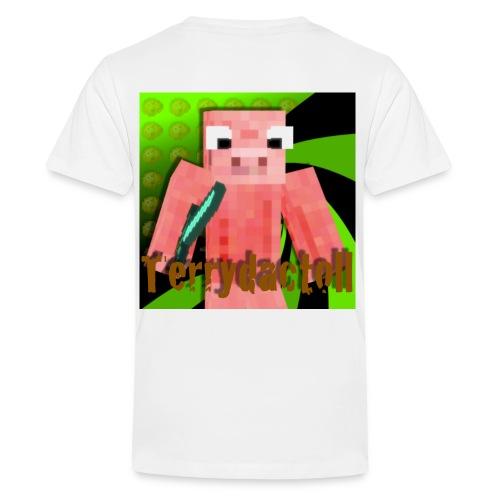 Profile Picture png - Teenage Premium T-Shirt