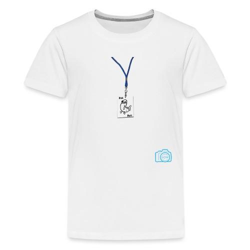 DickButt - Teenage Premium T-Shirt