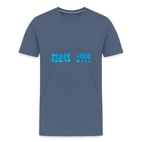 Since 1999 - Teinien premium t-paita