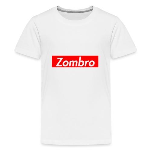 zombreme png - Teenager premium T-shirt