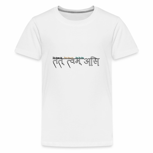 du bist's - Teenager Premium T-Shirt