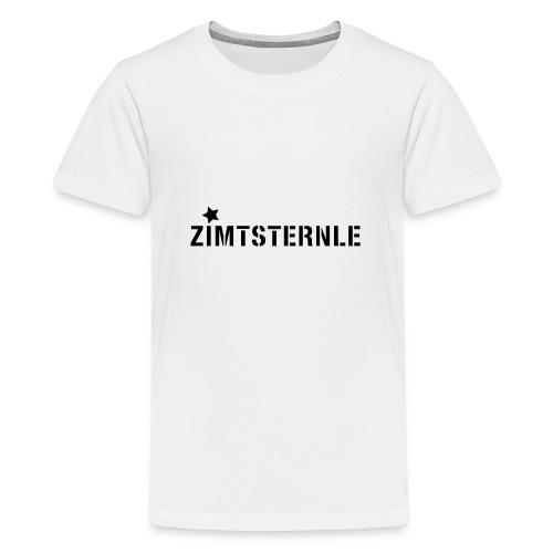 Zimtsternle - Teenager Premium T-Shirt
