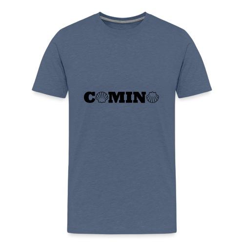 Camino - Teenager premium T-shirt