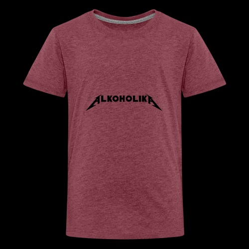 Alkoholika Official - Teenager Premium T-Shirt