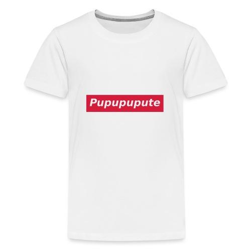 Pupupupute - T-shirt Premium Ado