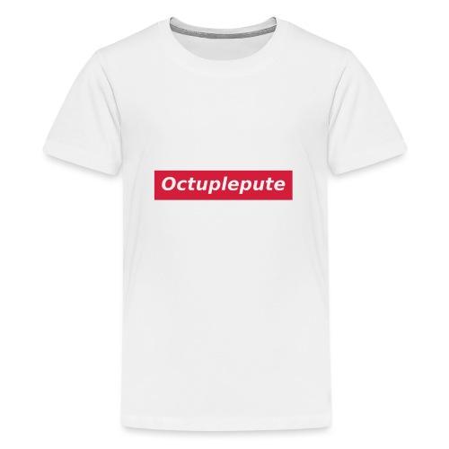 Octuplepute - T-shirt Premium Ado
