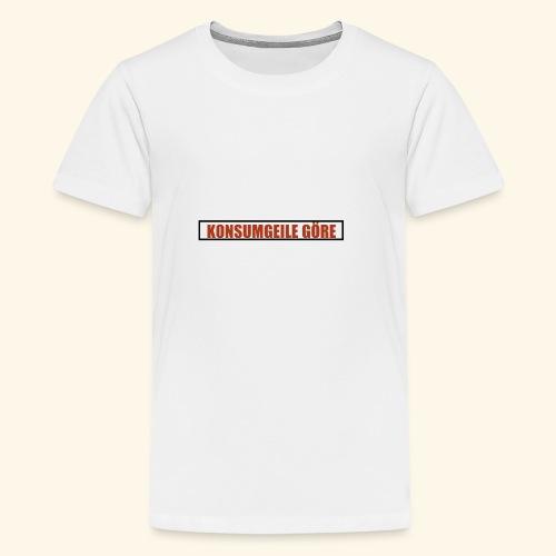 Goere - Teenager Premium T-Shirt