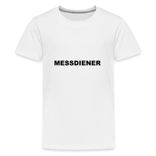 messdiener - Teenager Premium T-Shirt