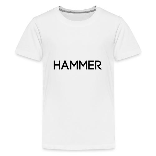 HAMMER - Teenager Premium T-Shirt