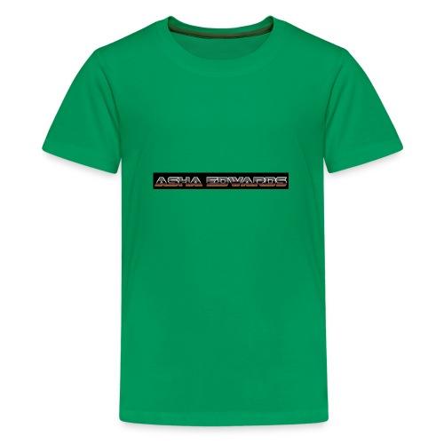 Asha_Edwards_Merch_ - Teenage Premium T-Shirt