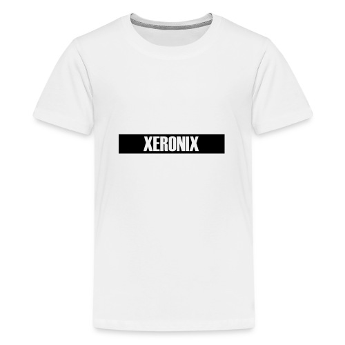 Xeronix Hoodie - Teenage Premium T-Shirt