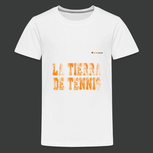 TENNIS ACADEMY VANESSA PARK - Camiseta premium adolescente