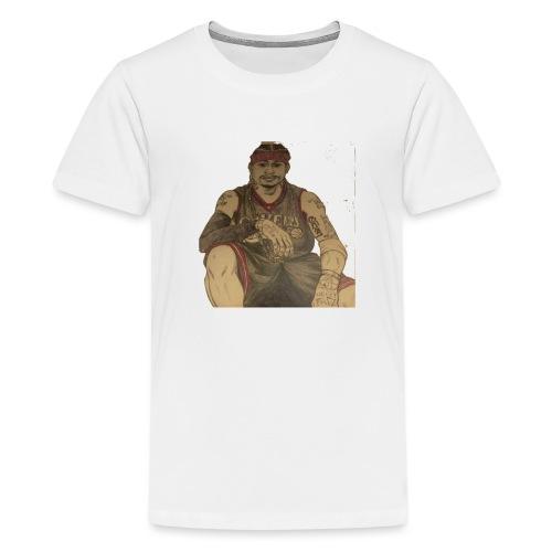 jugador - Camiseta premium adolescente