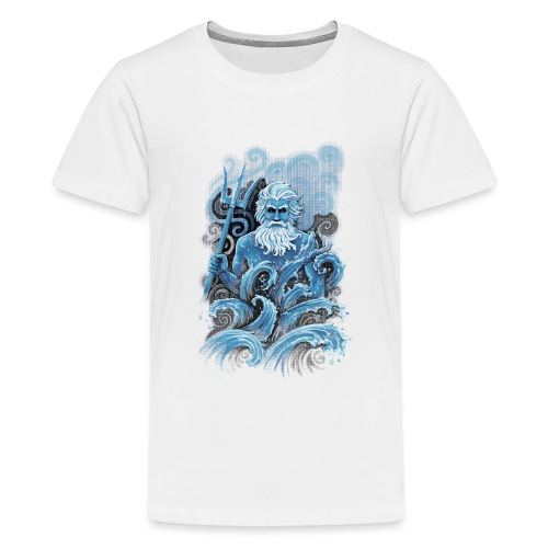 Poseidon - Teenage Premium T-Shirt