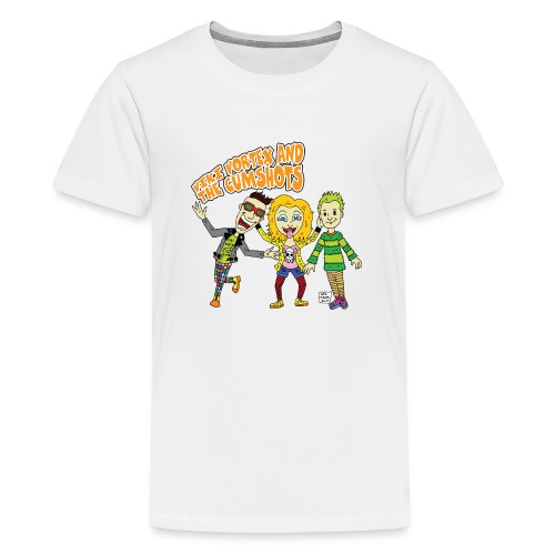 VVATC Cartoon - Teenage Premium T-Shirt
