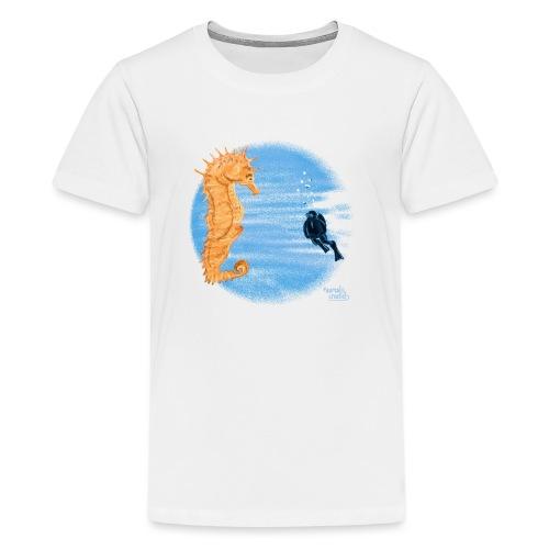 Zeepaardje - T-shirt Premium Ado