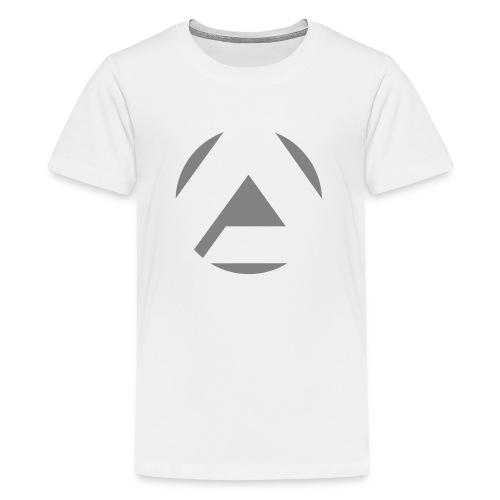TFM logo v2 0 1 colour - Teenage Premium T-Shirt