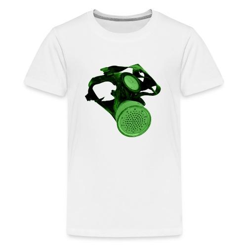 gas shield - Teenage Premium T-Shirt