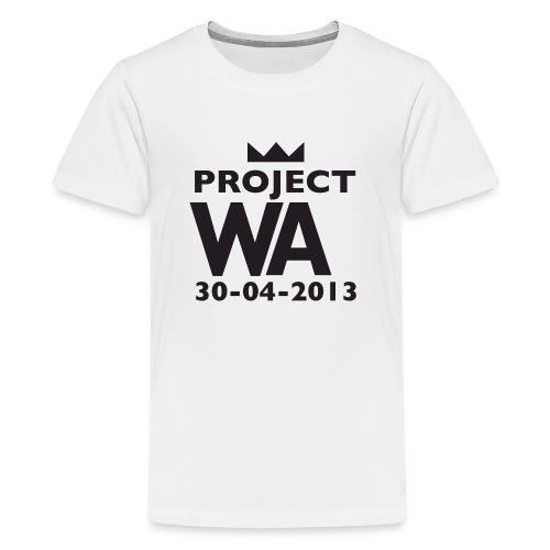 project wazw - Teenager Premium T-shirt