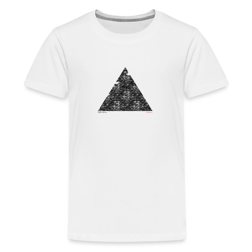 Lligth Editon By Russace - T-shirt Premium Ado