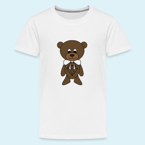 GFbyS Teddy - Teenager Premium T-Shirt