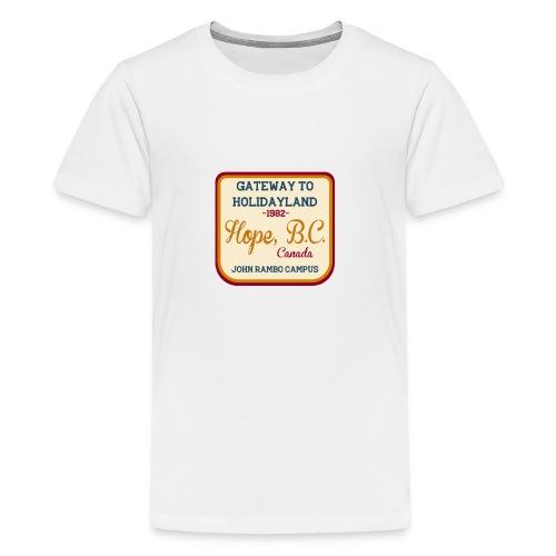 Rambo Hope Holidayland - Koszulka młodzieżowa Premium