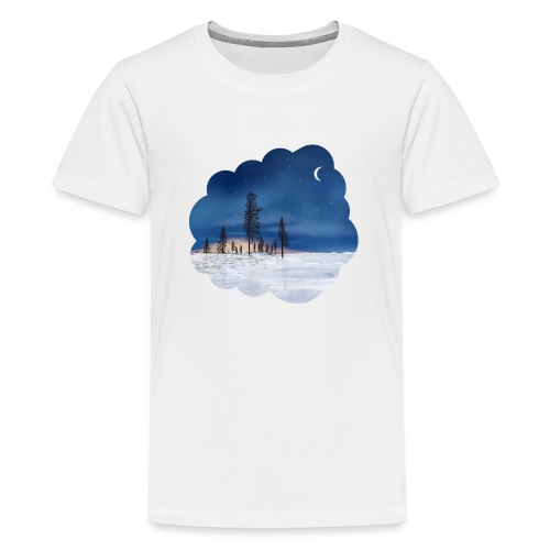 Poolnacht Lapland - T-shirt Premium Ado