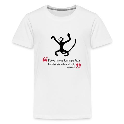 Frasi celebri Munari - Maglietta Premium per ragazzi