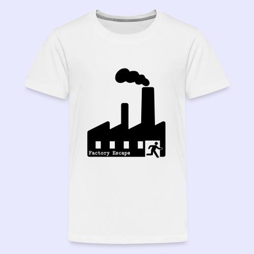 factoryescape2 - Teenager Premium T-Shirt