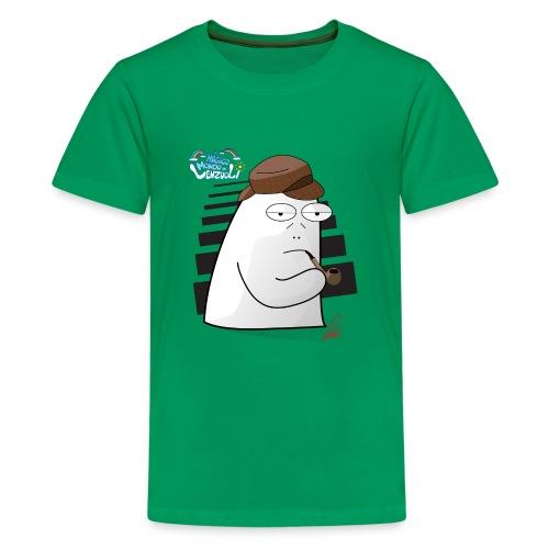 Commissario Color - Maglietta Premium per ragazzi