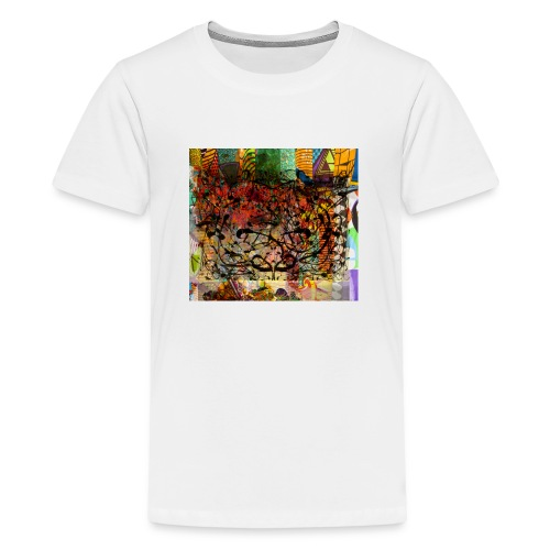 urban tribute - T-shirt Premium Ado