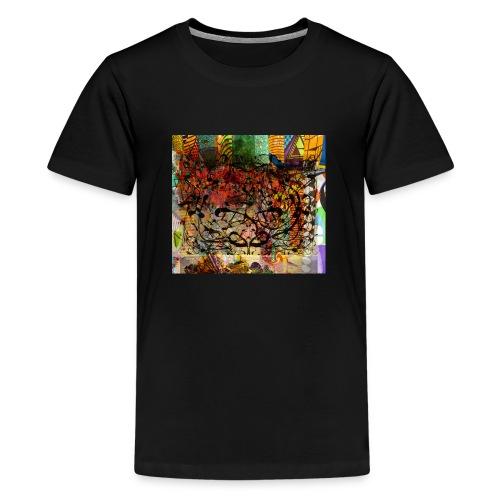 urban tribute - T-shirt Premium Ado