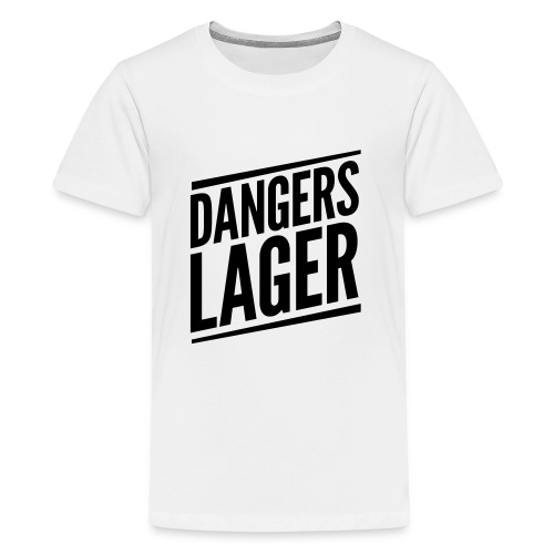 Dangers Lager - Teenager Premium T-Shirt