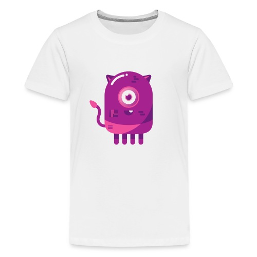 Think About Technology - Teenager Premium T-Shirt