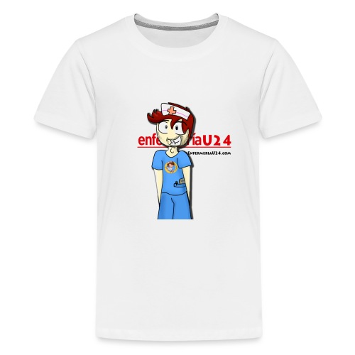 Enfermero Estresado U24 - Camiseta premium adolescente