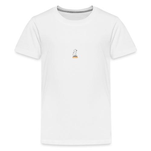JuulSteunShirt-png - Teenager Premium T-shirt
