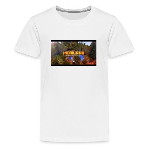 Taza Meriland con web - Camiseta premium adolescente