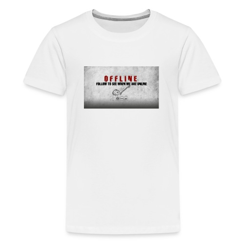 Offline V1 - Teenage Premium T-Shirt