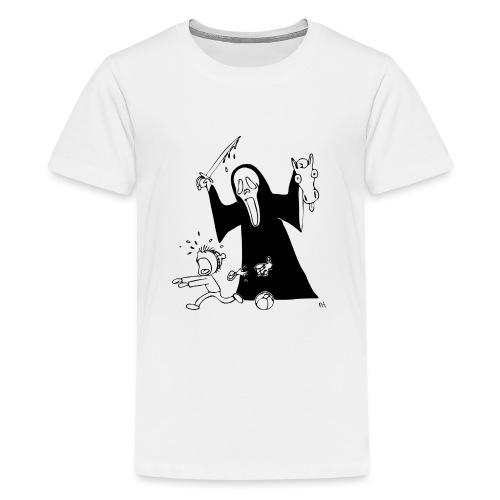 halloween t-skjorte - Premium T-skjorte for tenåringer