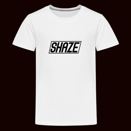 Shaze T-Shirt - Teenager Premium T-shirt