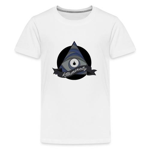 Killuminaty - T-shirt Premium Ado
