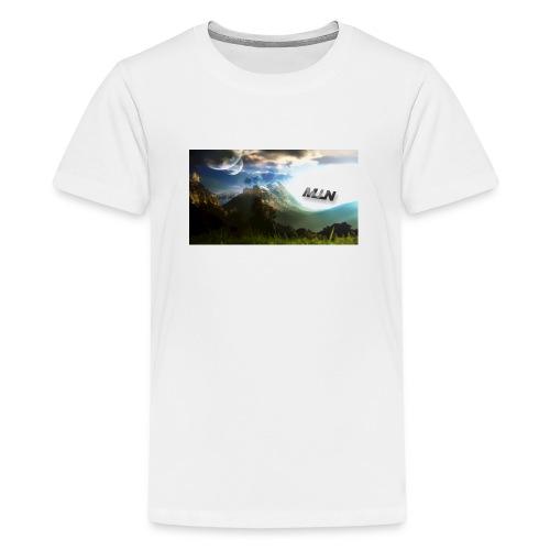 MTN Landschaft - Teenager Premium T-Shirt