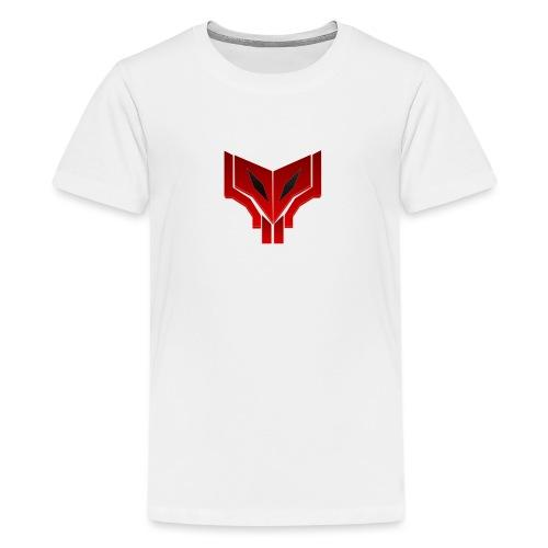 SphnixGaming Cap - Premium-T-shirt tonåring