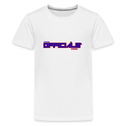 officials - Teenage Premium T-Shirt