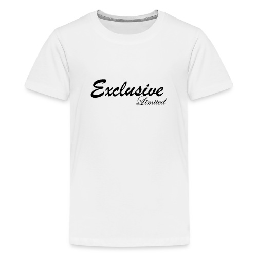 Exclusive Limited - Teenage Premium T-Shirt